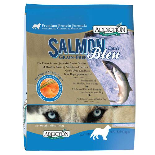 【寵物王國】ADD自然癮食-無穀藍鮭魚全犬寵食15kg