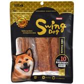 【寵物王國】OzBone卡賀家犬零食No.10-香烤鮭魚雞肉片160g