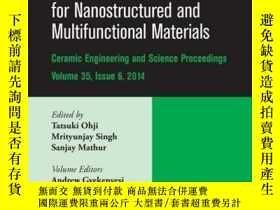 二手書博民逛書店Advanced罕見Processing and Manufacturing Technologies for N