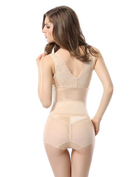 薄款加強型產後束身衣連體四季薄款重壓型收腹衣-ziy0121