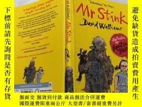 二手書博民逛書店Mr罕見stink : 臭先生.Y212829