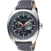 Timberland 踢不爛 時尚手錶 (TBL.15931JS/02) 黑/47mm