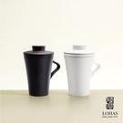 仿石釉呈現東方禪風意境 簡約時尚黑白兩色 適合居家辦公室使用