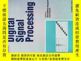 二手書博民逛書店Digital罕見Signal Processing (journal) 01 2010 數字信號處理技術Y1