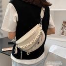 胸包 夏季胸包女潮腰包2021新款包包夏時尚爆款百搭小眾設計ins斜背包 萊俐亞