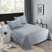 床罩 老粗布涼席床單單件加厚布單人1.5米雙人1.8m【全館滿888限時88折】home