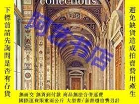 二手書博民逛書店The罕見Hermitage Collections 全2冊,俄羅斯艾爾米塔什博物館的收藏:第一卷:世界