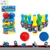 THOMAS 湯瑪士 保齡球玩具 小火車 保齡球組 遊戲組 玩具 益智玩具 日本進口正版 012736