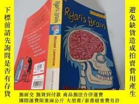 二手書博民逛書店Ryan s罕見Brain:Ryan的大腦Y200392