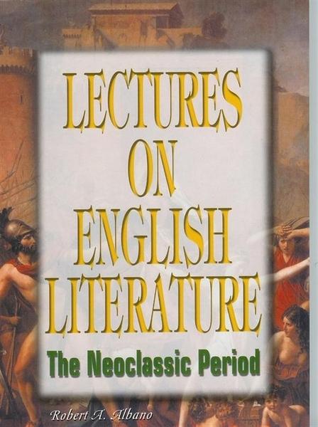 (二手書)Lectures on English Literature(3): The Neoclassic Period