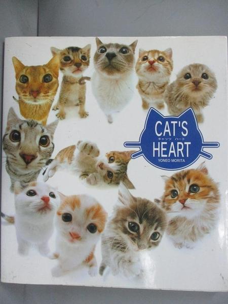 【書寶二手書T9/寵物_GIN】CAT S HEART_米雄·森田