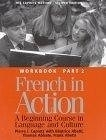 二手書French in Action: A Beginning Course in Language and Culture : The Capretz Method Workbook, R2Y 0300058233