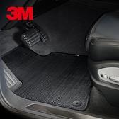 3M安美車墊 Ford Focus (2013~2019/01 )三代 適用/專用車款 (黑色/三片式)