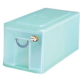時尚屋塑膠製品DOLEDO 多媒體CD收納盒一層(05001) 2入(免運費)(台灣製)