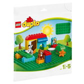 【LEGO樂高】綠色大底板#2304