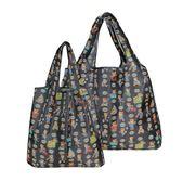 牛津布購物大袋高承重便攜可折疊環保袋