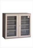 收藏家電子防潮箱 425公升 AXH-450 外尺寸(寬106高96深47cm) 左右雙門大型電子防潮櫃