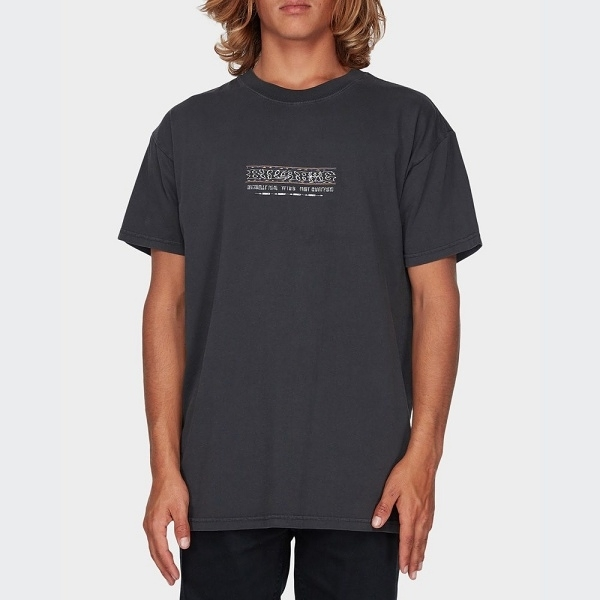 BILLABONG LOST SACRIFICE 男 短袖T恤 黑 9596027SBLK【GO WILD】