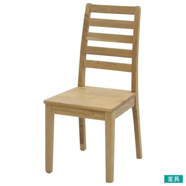 ◎實木餐椅 VIK NA 梣木 NITORI宜得利家居