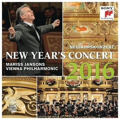 【停看聽音響唱片】【黑膠LP】New Year's Concert 2016 / Neujahrskonzert 2016
