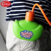 腰包水槍玩具 兒童非背包水槍戲水沙灘夏天打水仗氣壓噴水槍  小時光生活館