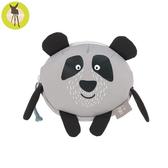 【新品上市送收納盒】德國Lassig-幼童迷你動物造型隨身包-熊貓