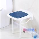 換鞋凳 浴室折疊凳坐凳墻椅淋浴凳折疊椅壁...