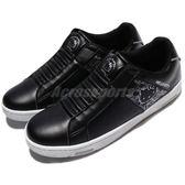 Royal Elastics 休閒鞋 Icon Beta 黑 白 Hello Kitty 聯名款 無鞋帶設計 皮革鞋面 女鞋【PUMP306】 92074988