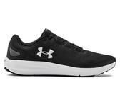 UNDER ARMOUR UA Charged Pursuit 2 男鞋 慢跑 輕量 緩震 透氣 舒適 黑【運動世界】3022594-001