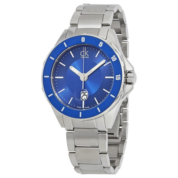 CK -水鬼款男士腕錶 瑞士ck手錶 男錶女錶對錶K2W21Z4N