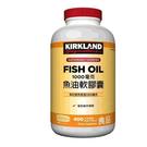 [COSCO代購] W116505 Kirkland Signature 科克蘭 魚油1000毫克軟膠囊 400粒