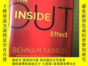 二手書博民逛書店The罕見Inside -out effect (A Pract