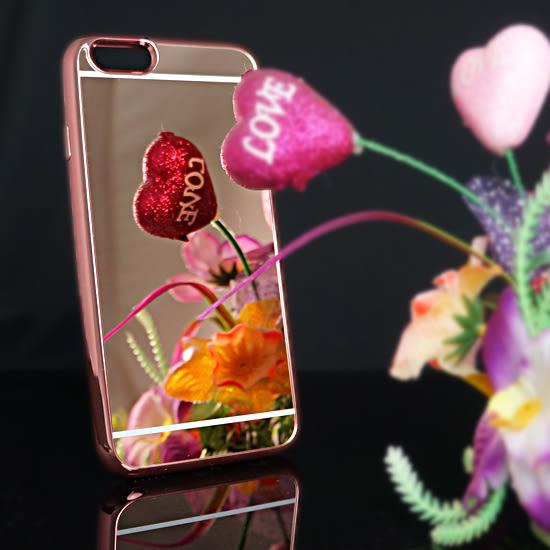 【鏡面電鍍套】Apple iPhone 6 Plus/6S Plus 5.5吋 防摔輕薄保護殼/防護殼手機背蓋/抗摔手機軟殼/外殼