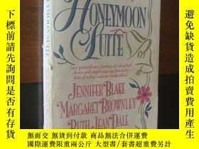 二手書博民逛書店Honeymoon罕見Suite 四美女作家合著作品Y14681
