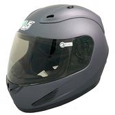 【東門城】GP5 683 素色(消光灰) 全罩式安全帽 (加大款)