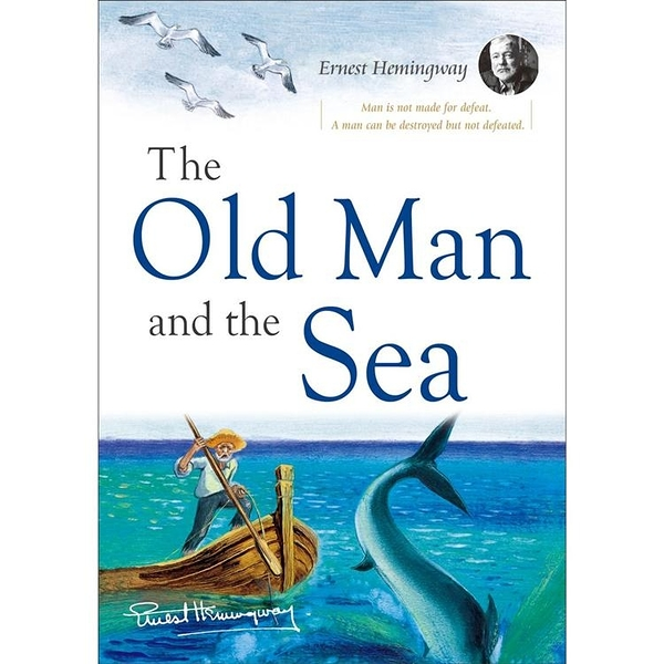 The Old Man and the Sea【原著彩色二版】(25K)