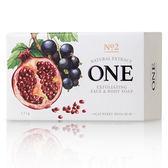ONE 煥采有機莓果透亮美肌皂135g