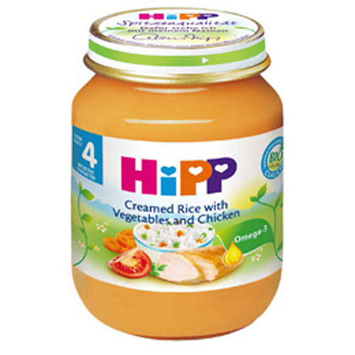 【奇買親子購物網】HiPP喜寶天然蔬菜雞肉全餐/1入