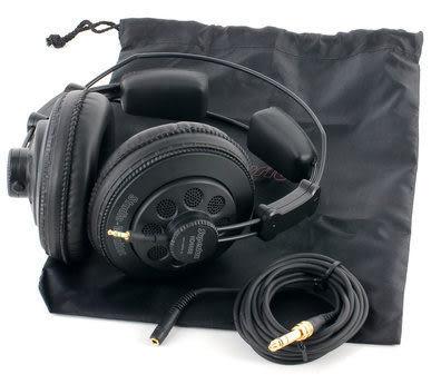 平廣 分期0利率 舒伯樂 SuperLux HD668B HD668 B HD-668 B HD-668B 半開式 耳罩式 耳機 公司貨保固一年