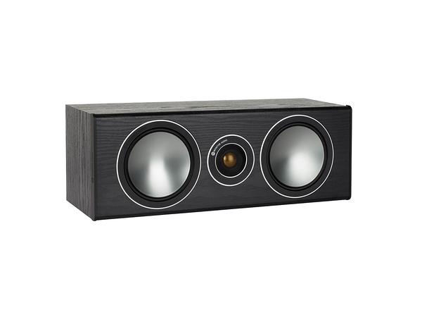 新竹桃園專賣店 英國Monitor Audio 銅Bronze Centre 中置喇叭 名展音響