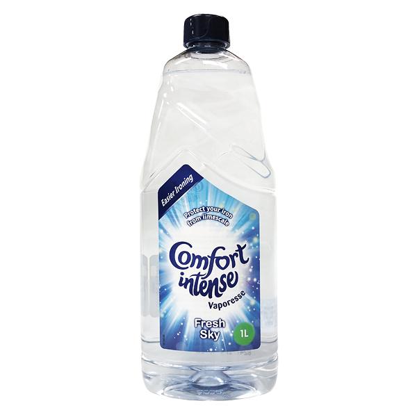 英國 Comfort 衣物熨燙水 清新藍天款 1000ml (Ironing Water)