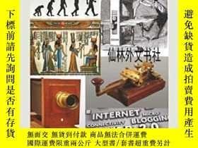二手書博民逛書店【罕見】2010年出版 Introduction To The History Of Communication奇
