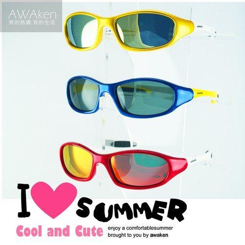 流行雙色框 兒童偏光太陽眼鏡 抗UV400 防眩光 呵護寶貝眼睛 通過國家標準