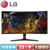 LG 34型 21:9 專業電競曲面螢幕 34UC89G