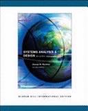 二手書博民逛書店 《Systems Analysis & Design: An Active Approach》 R2Y ISBN:0071116192│Irwin/McGraw-Hill