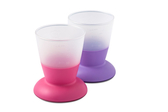 Baby Bjorn 防滑杯100ml-2入組(紫、粉)(土而其蘭、橘色)