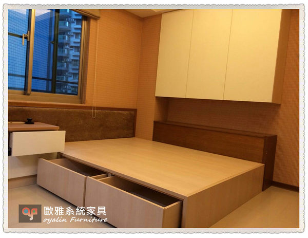 【歐雅系統家具】系統家具 系統收納櫃 系統櫃 簡約舒適系統床組 原價69057特價48340