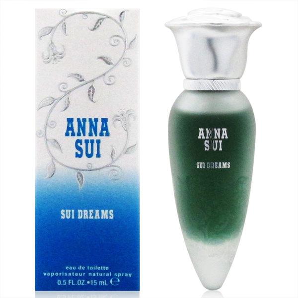 ANNA SUI 安娜蘇 甜蜜夢境 15ml 水滴造型噴式香水【QEM-girl】