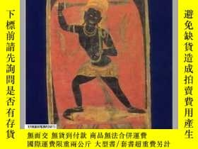 二手書博民逛書店【罕見】Ruthless Compassion 憤怒神 印度西藏