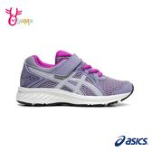 ASICS亞瑟士 中童 JOLT 2 PS 運動鞋慢跑鞋 A9182#紫色◆OSOME奧森鞋業